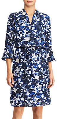 Ralph Lauren Ralph Elvarsha Floral Georgette Dress, Multi