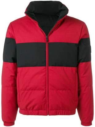 Ermenegildo Zegna reversible puffer jacket