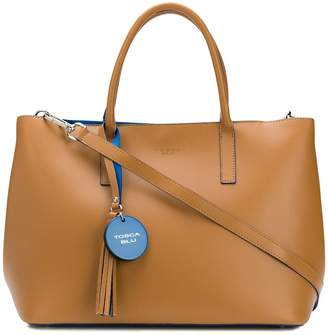 Tosca hanging tag shopper tote