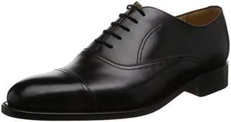 Barker [バーカー] レースアップ 3680 Nevis 3680 Black Black UK 6.5(25cm)