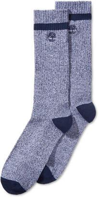 Timberland Men 2-Pk. Marled Socks