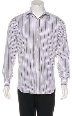 Etro Striped Dress Shirt