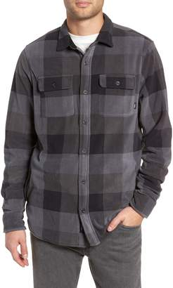 Vans Hillcrest Polar Fleece Shirt Jacket