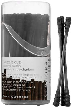 Sephora Detox It out: Charcoal Swabs