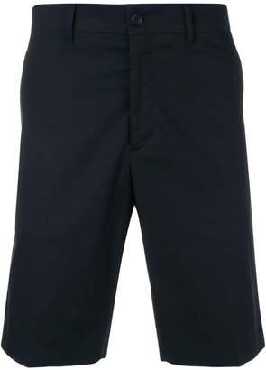 Prada chino style shorts