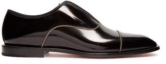 Christian Louboutin Alpha Men's leather loafers