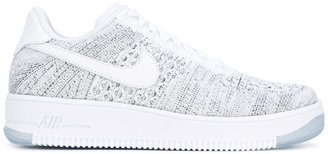 Nike Air Force 1 Flyknit Low sneakers $136.82 thestylecure.com