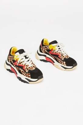 Ash Cheetah Miles Sneaker