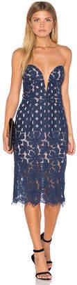 Style Stalker STYLESTALKER Cassia Strapless Dress