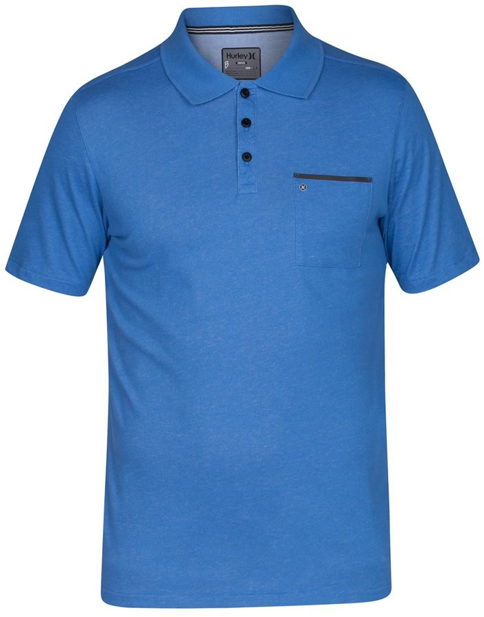 Hurley Men's DriFit Lagos 2.0 Polo Shirt - 8149048