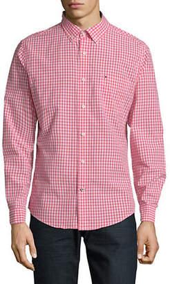 Tommy Hilfiger Twain Custom-Fit Checkered Shirt