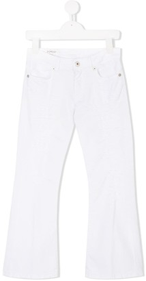 Dondup Kids flared jeans
