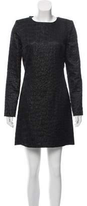 Chloé Mini Jacquard Dress