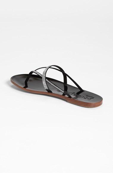 Pedro Garcia 'Zuriel' Thong Sandal