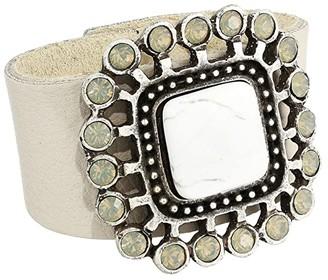 Leather Rock Vivica Bracelet