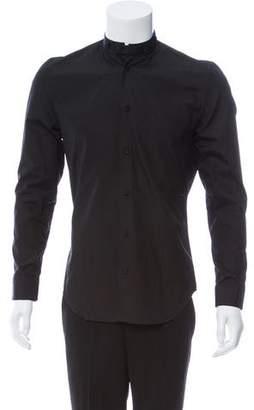 Maison Margiela Long Sleeve Dress Shirt