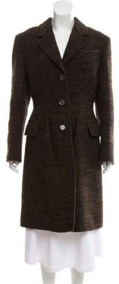 Marc Jacobs Long Boucle Coat