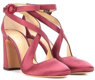 Alexandre Birman Florence 90 satin pumps
