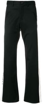 Enfants Riches Deprimes side stripe trousers