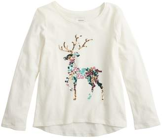 Sonoma Goods For Life Girls 4-12 SONOMA Goods for Life Embellished Graphic Tee
