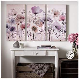Graham & Brown Classic Poppy Trio Canvas