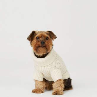 Club Monaco Gwinny Dog Sweater