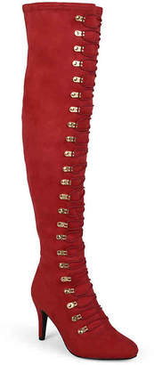 Journee Collection Trill Over The Knee Boot - Women's