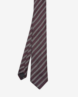 Ted Baker PRIMAA Striped silk tie