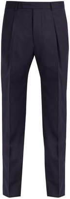 Officine Generale Marcel wool-flannel trousers