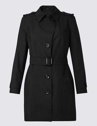 "Marks and Spencer PETITE Trench Coat with Stormwearâ""¢"