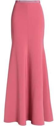 Jenny Packham Crepe Maxi Skirt