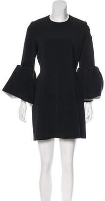 Roksanda Bell Sleeve Mini Dress w/ Tags