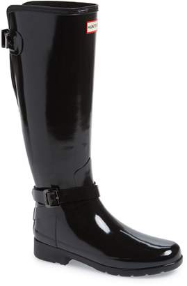 Hunter Refined Knee High Rain Boot
