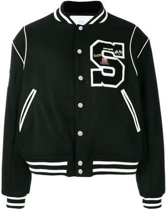 Stampd S college jacket
