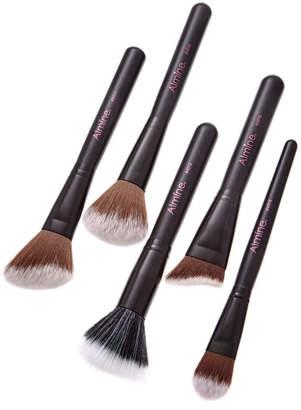 D.E.P.T Glamour Status 5Pc Brush Set