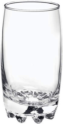 Bormioli Set of 4 Galassia Beverage Glasses