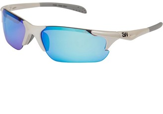 Sunwise Mens Sunglasses White/Grey