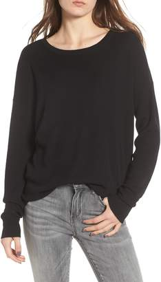 BP Drop Shoulder Ribbed Sweater