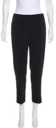 Brochu Walker Mid-Rise Straight-Leg Pants w/ Tags