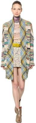 Missoni Cashmere Blend Knit Cardigan