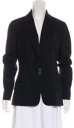 Jason Wu Virgin Wool Notch-Lapel Blazer