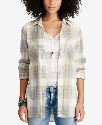Denim & Supply Ralph Lauren Plaid Utility Shirt $79.50 thestylecure.com