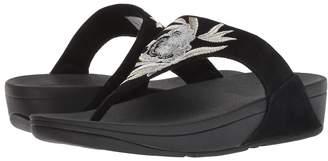 FitFlop Lulu Baroque Toe Thong Sandals Women's Shoes