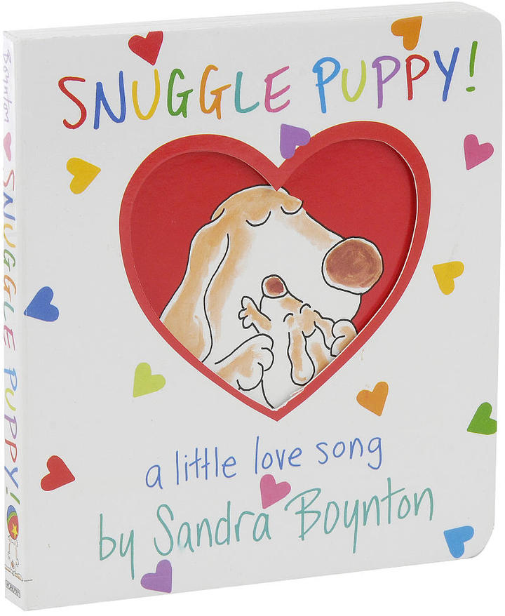 Workman Publishing Snuggle Puppy! A Little Love Song Board Book