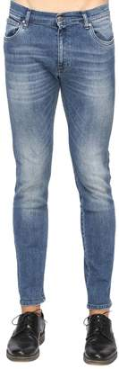 Daniele Alessandrini Jeans Jeans Men