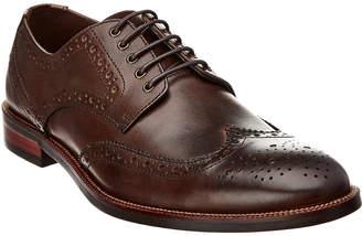 Gordon Rush Wingtip Leather Derby