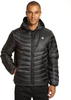 Champion Men's Insulated Hooded Puffer Jacket