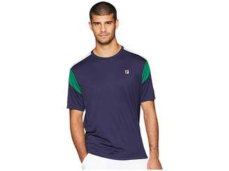 Fila Heritage Tennis Color Blocked Crew