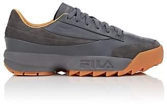 Fila Men's BNY Sole Series: Men's Original Tennis Leather Sneakers