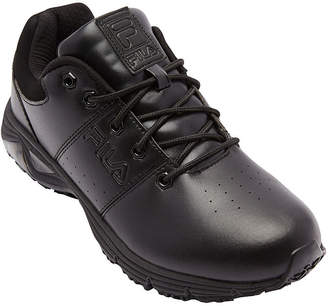 Fila Memory Breach Mens Slip-Resistant Work Shoes